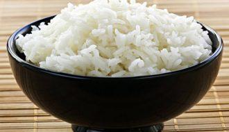 Ăn cơm không béo
