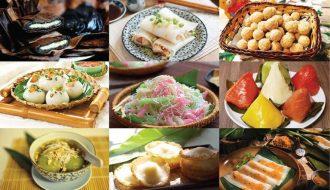 đặc sản ẩm thực việt