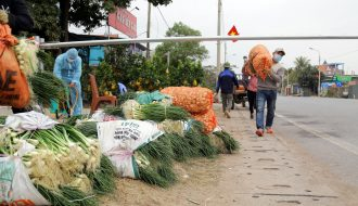 Hỗ trợ tiêu thụ nông sản trong mùa dịch Covid cho nông dân vui Tết
