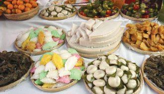 đặc sản bánh dân gian việt nam