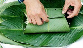 Top bánh lá dân gian Việt Nam ăn là ghiền